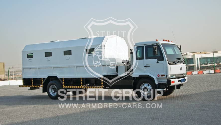 Armored Car BR6 / PM7 Level Nissan PKB 210