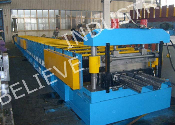 Casstte Type Metal Floor Decking Roll Forming Machine - YX76-344-688