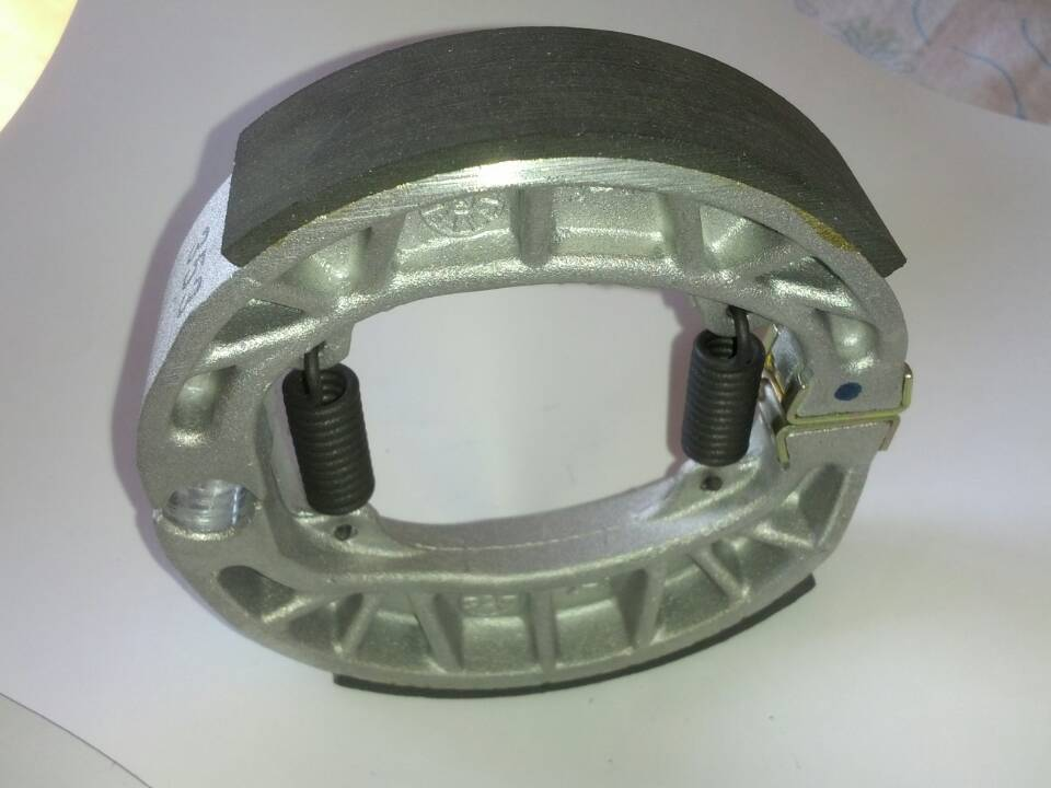 Genuine motorcycle Brake Shoes for Piaggio
