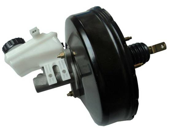 brake vacuum booster assembly