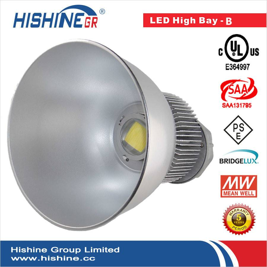 ul dlc listed led high bay, 277v replacing 400 watt HPS high bay led light,150w high power led price