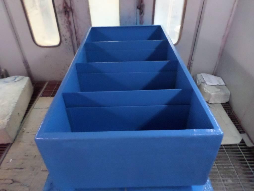 Hot sale anti-corrosion no seepage fiberglass aquaculture tank