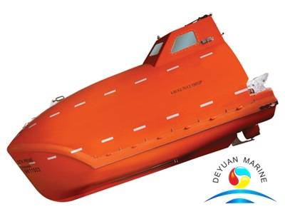 Marine F.R.P Totally Enclosed Free Fall Lifeboat