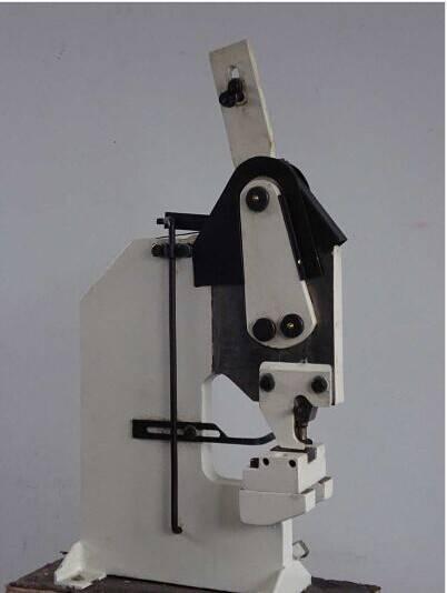 sheet metal hand Punch Machine made in China