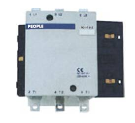 Electric magnetic AC Contactor CJX2 LC1 F