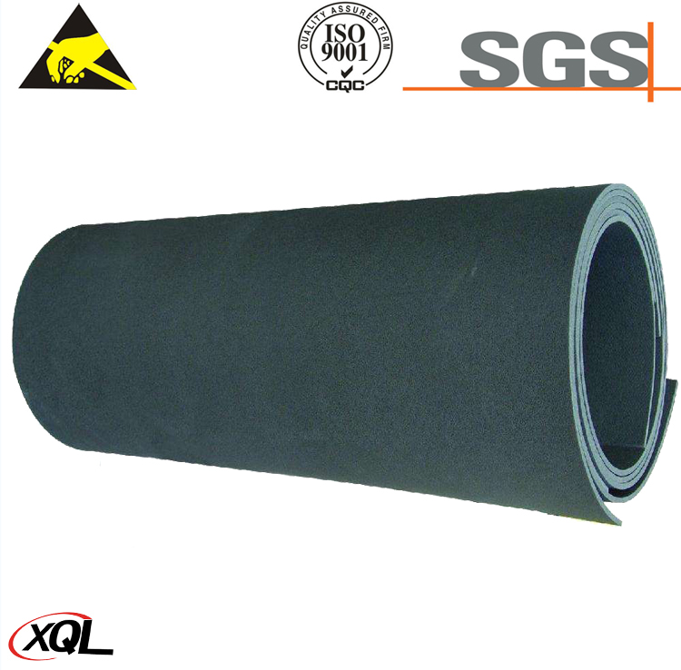 Closed cell Polyethylene Foam XPE IXPE ESD foam Manufacturer
