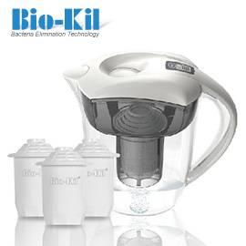 Water Pitcher- clean water with good and soft taste :Bio-Kil inside