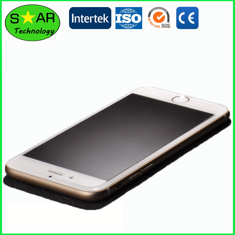 Mobile Phone Screen Protector Matte Treatment