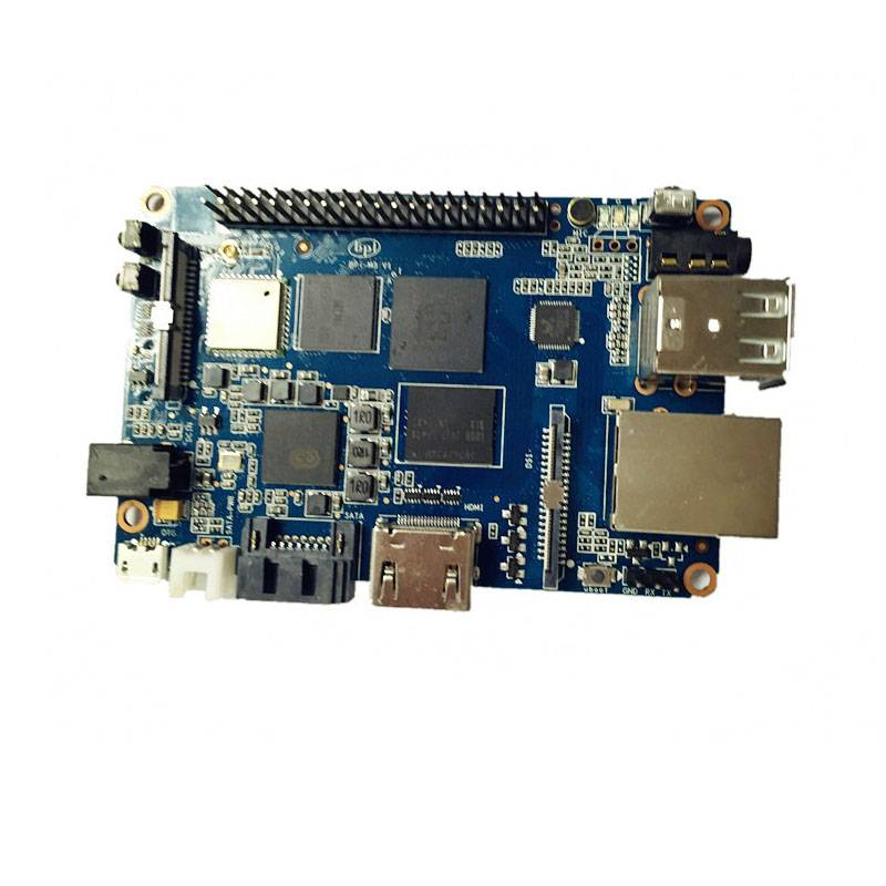 Wifi chip price octa core 1.8GHz mainboard banana pi M3 orange pi pc
