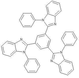 1,3,5-Tris(1-phenyl-1H-benzimidazol-2-yl)benzene