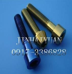 Gr5 Titanium Stem Screw DIN912