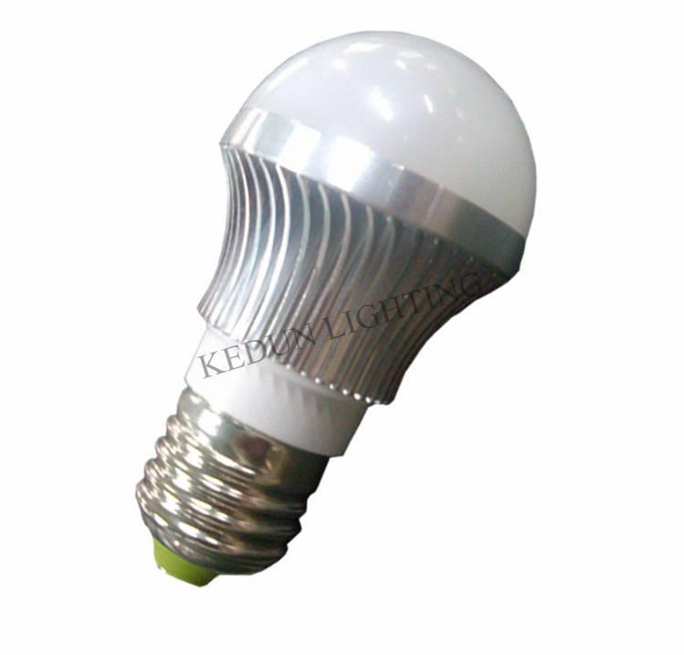 3*1W LED Bulb KD-E27B-02