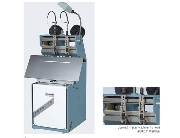 TD202 saddle stitching book binding machine