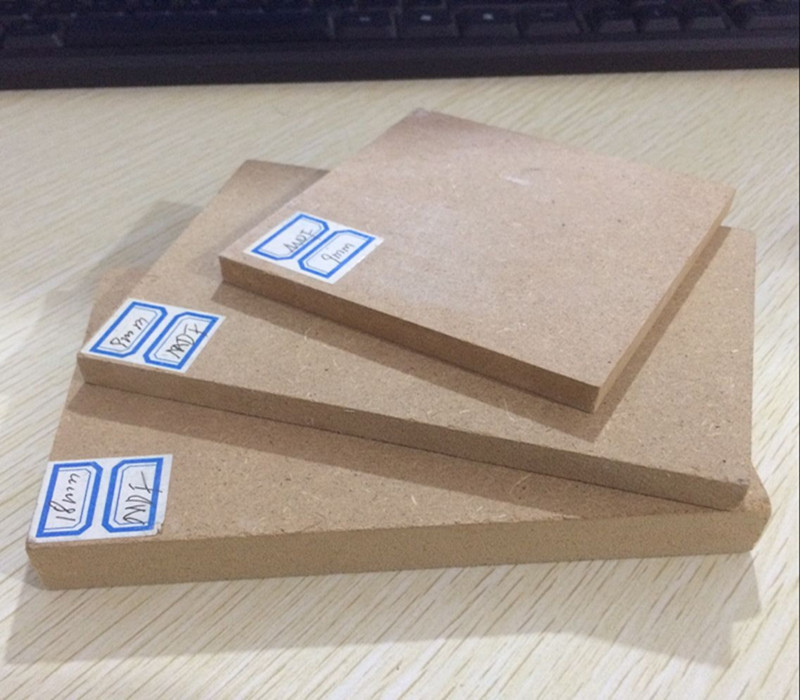 China Sales Well Plain MDF with High Class