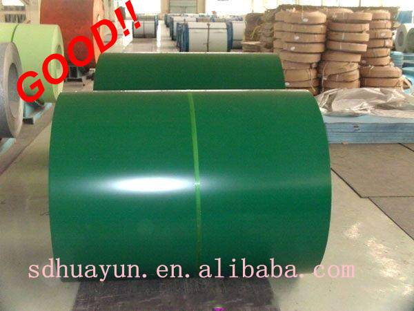 Color coated and prepainted  steel coils PPGI