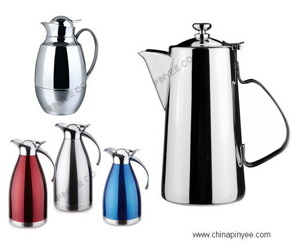 OEM metal coffe pot