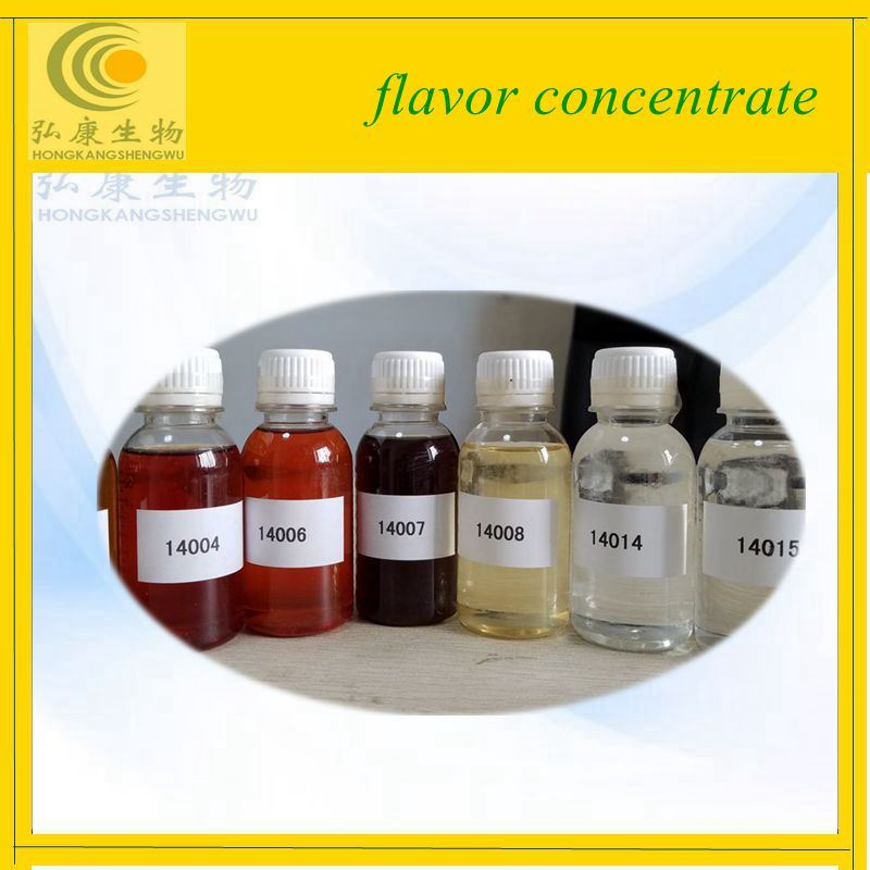 flavor concentrate for e liquid