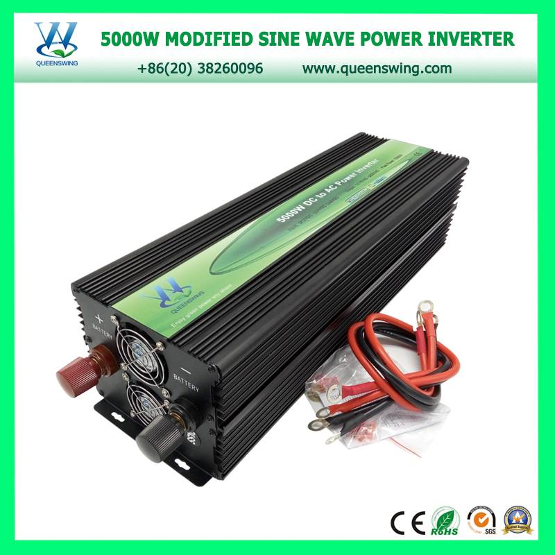 High Efficiency 5000W DC12V/24V Inverters Power Converter (QW-M5000)