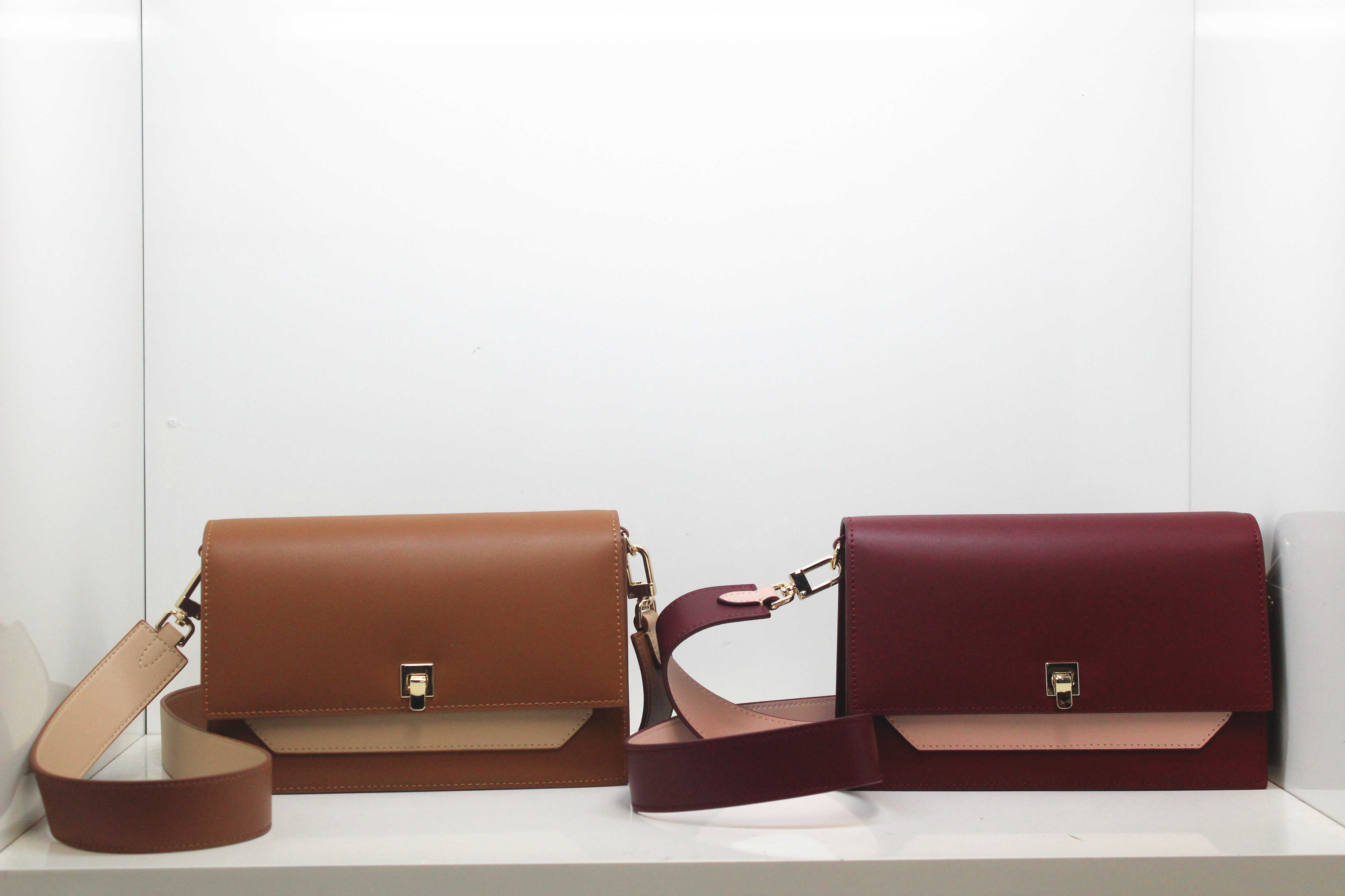 Elegant Ladies Handbags-Simple Design