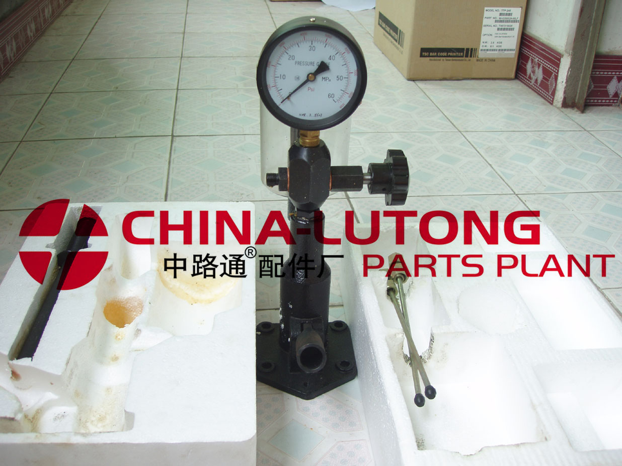 S60h Diesel Nozzle Tester-Common Rail Injector Repair Tools Tester