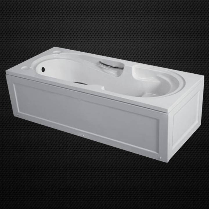 Acrylic bathtub with panels&apron