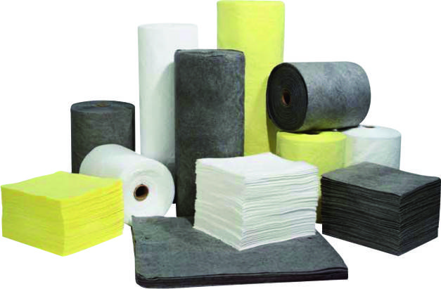 High Quality Grey Universal Absorbent Pads