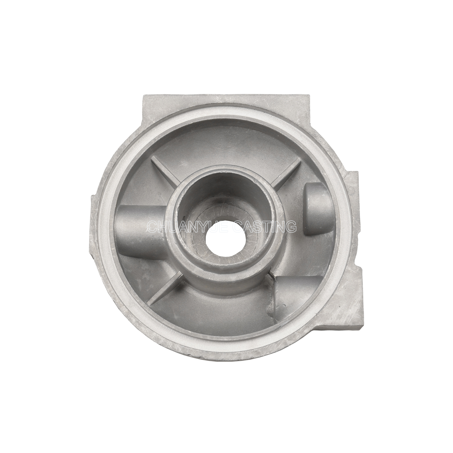 Aluminum Die Casting for Oil Filter Housing Auto Spare Parts