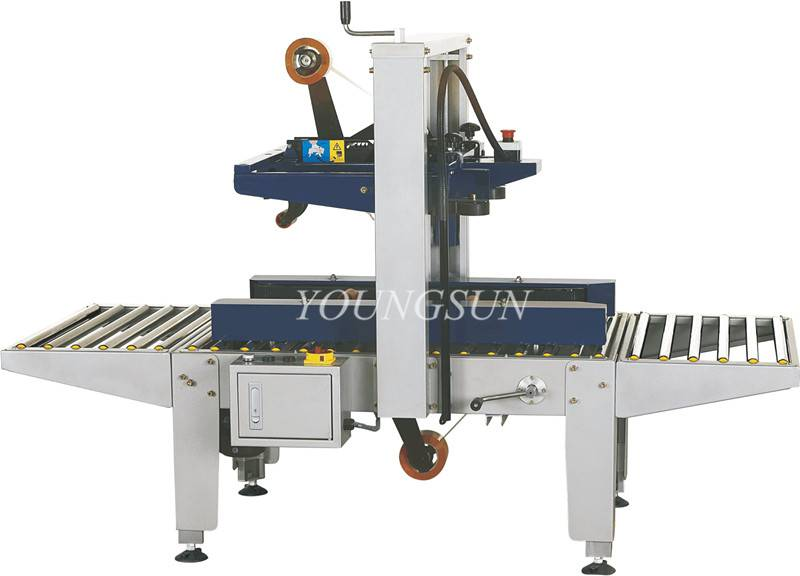 FJ-1AW Automatic Carton Sealer