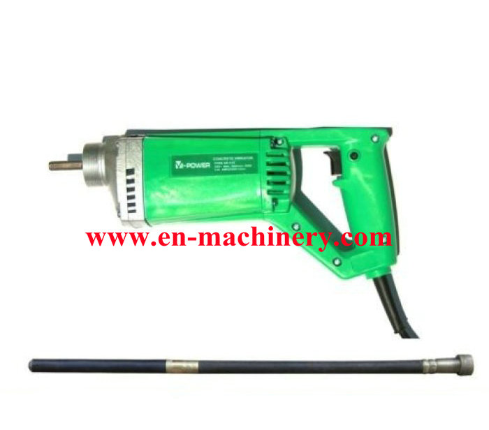 800w concrete vibrator electric vibrator,professional electronic driven vibrating machine