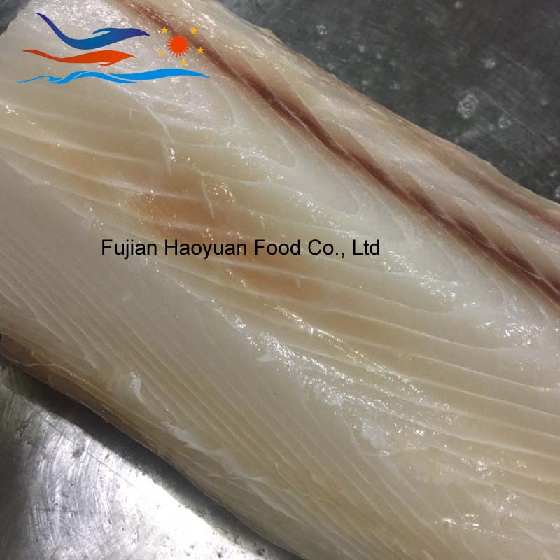 frozen blue shark fillet