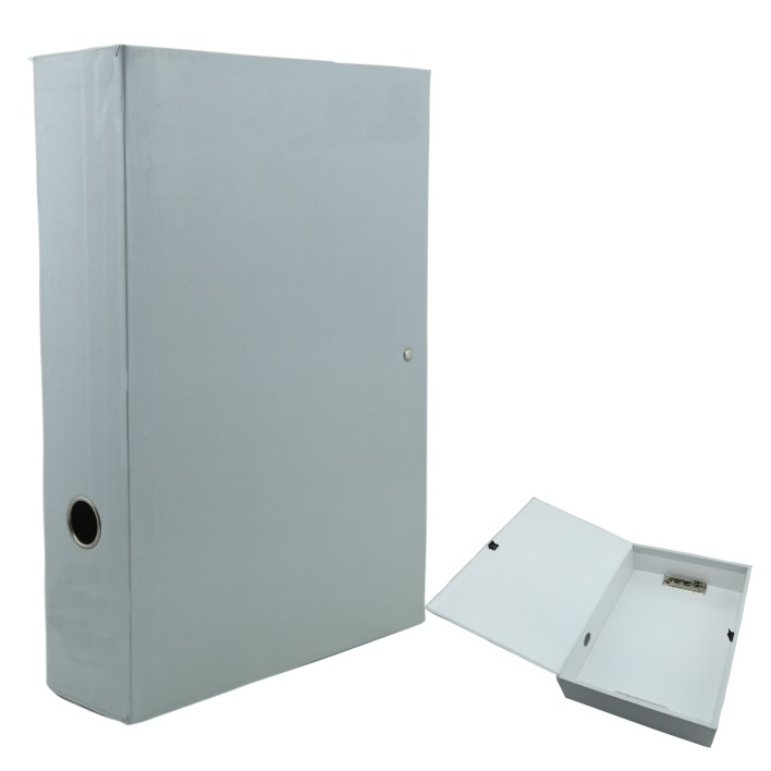 wholesale file boxes/box file/folders metal clip file folder 10013