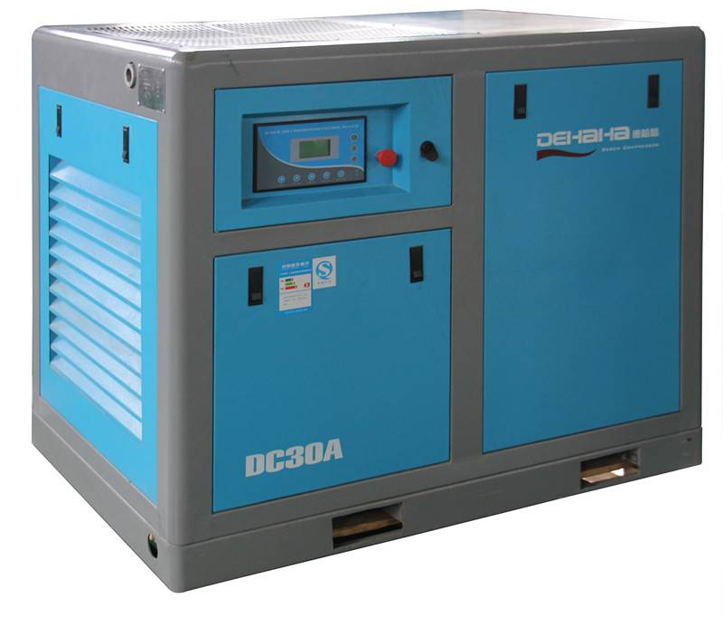 22kw Direct Driven Screw Air Compressor
