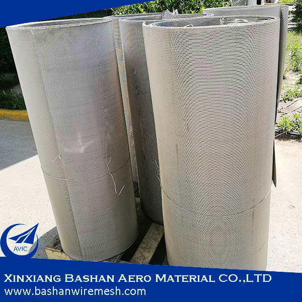 Stainless Steel Woven Wire Mesh SS Fine Mesh
