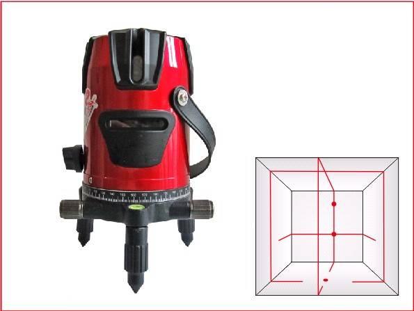 Siamas 4V1H self leveling laser level