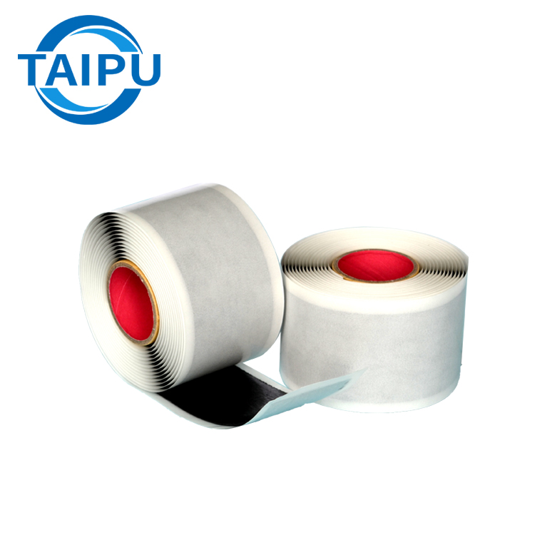 Rubber Electrical Rolls Mastic Waterproof Sealant Scotch Construction Heat Seal Black 2 Butyl Tape