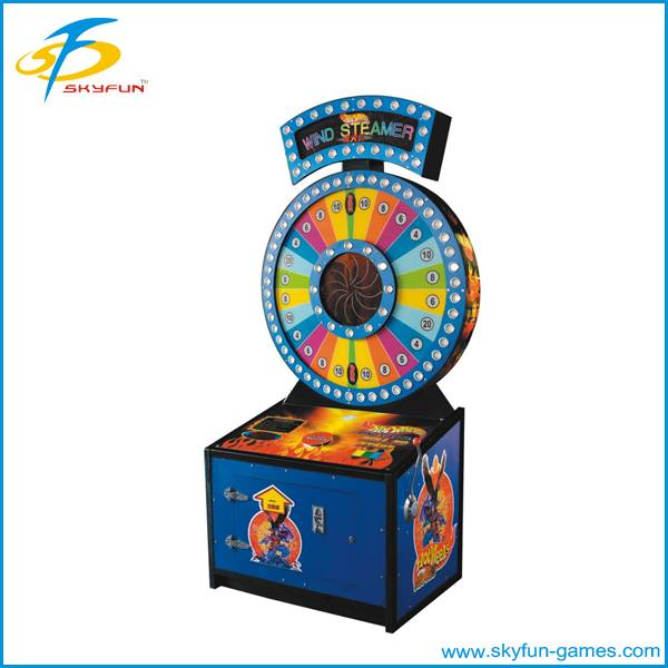 Hot Wheels Coin operated game machine