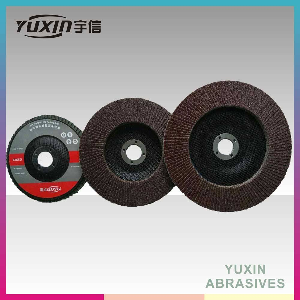 Abrasive Manufacturer Flexible Flap Disc