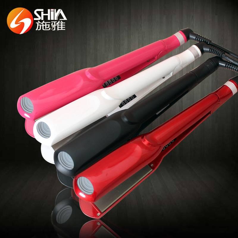 power cable for best ceramic flat iron hair straightener flat iron cream jet black nano titanium
