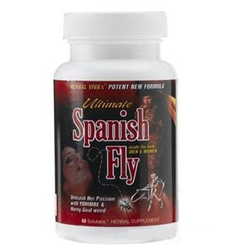 Women Sex Products Spanish Fly Sex Capsules 60 Pills