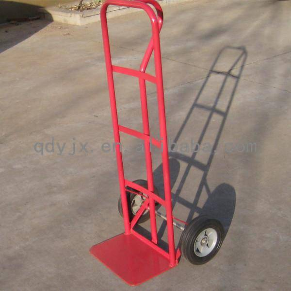 New Style hand truck trolley tool cart farm HT1805 and fair price gardens tools Made in China