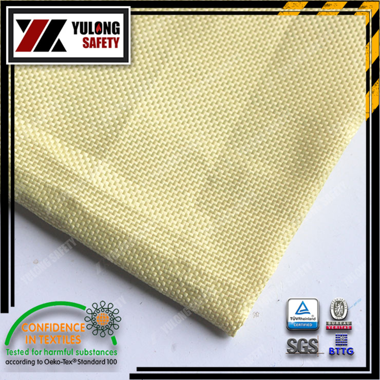 4.5OZ aramid 1414 fabric for protective workwear