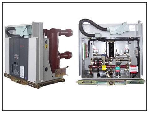 HGP(ZN63A-12) embedded indoor high voltage vacuum circuit breaker
