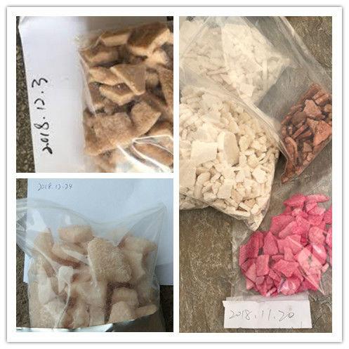 Pink/brown/white/yellow Eutylone Hydrochloride Eutylone Vendor High