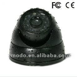80' IR Waterproof Vandalproof CCD Professional Video Camera