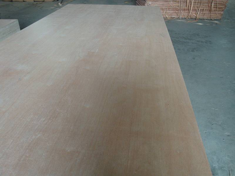 Okoume Commercial Plywood/ Okoume Plywood