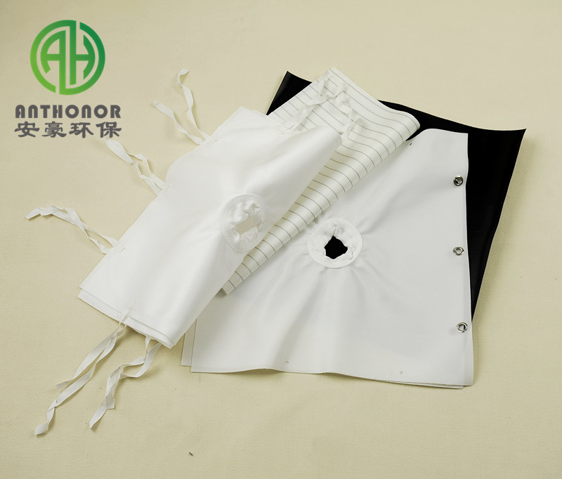 China manufacturer hot sell Frame plate filter bag for sewage treatment with good performance