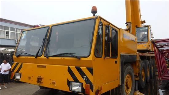 Used DEMAG 150t AC435 Truck Crane
