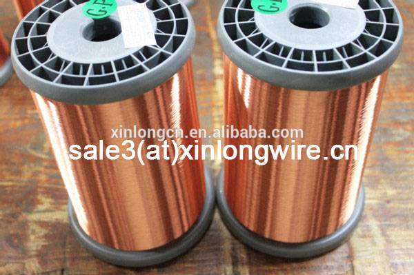 Enameled Copper Clad Aluminum Wire/ECCA