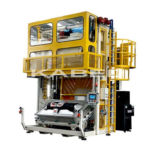 IP Vacuum Membrane Covering Machine