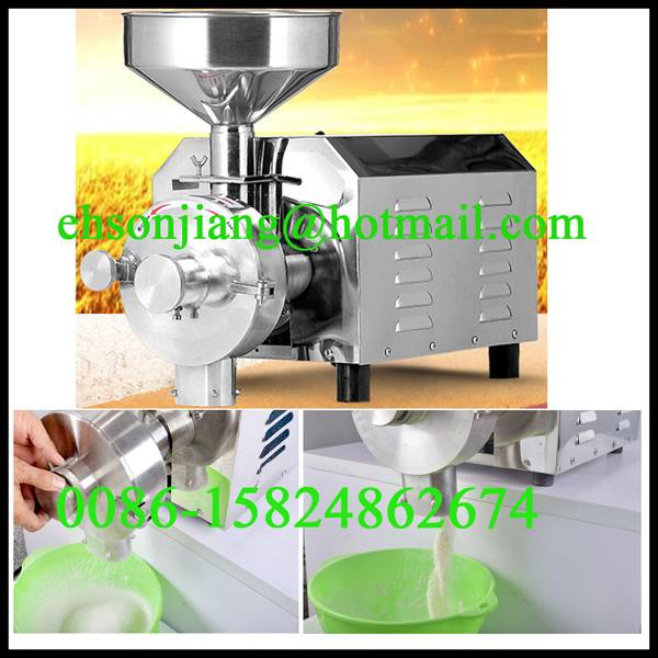 Multifunctional small corn mill grinder for sale